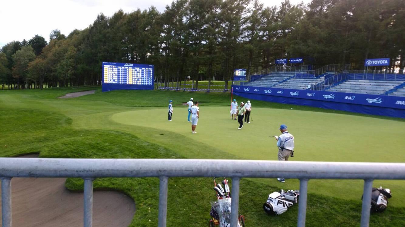 全日空オープンゴルフトーナメント_13